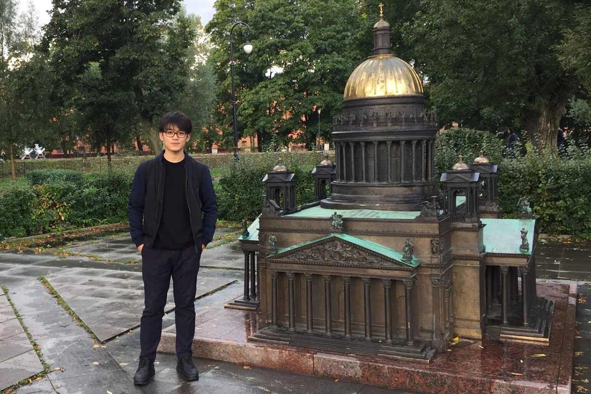 Любовь, Достоевский и архитектура: три истории студентов из Поднебесной